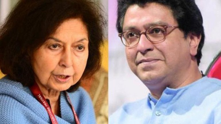 मराठी साहित्य सम्मलेन विरोध: राज ठाकरे ने दी सफाई, कहा- 'सहगल का स्वागत है'