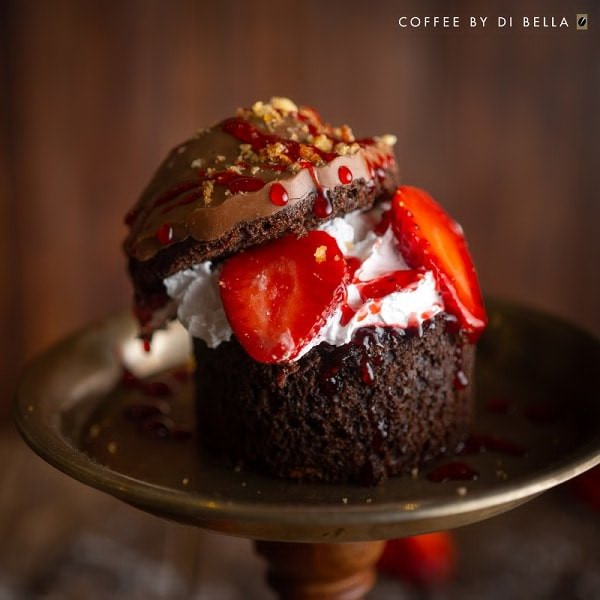 Coffee By Di Bella's Berry Berry Good Menu is here!