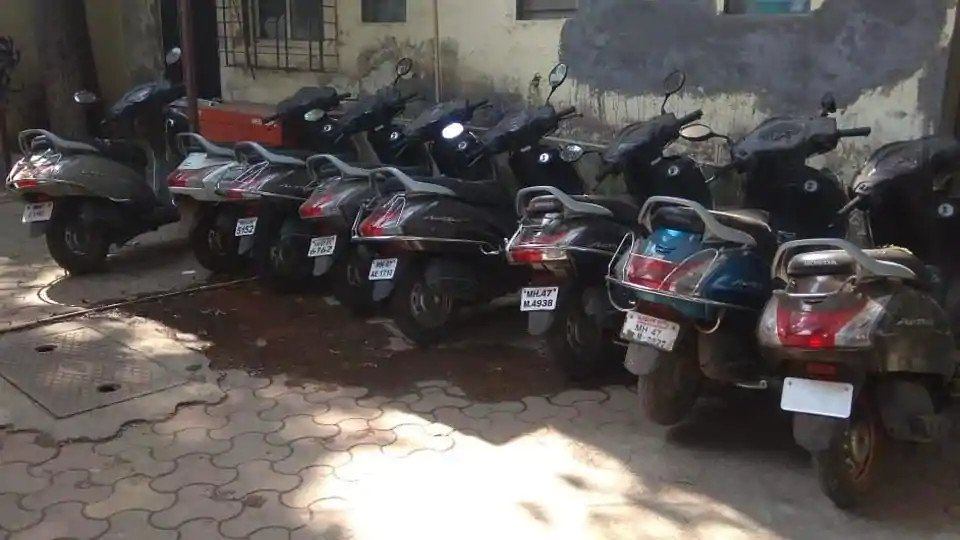 Mumbai college students learn stealing bikes by watching YouTube videos
