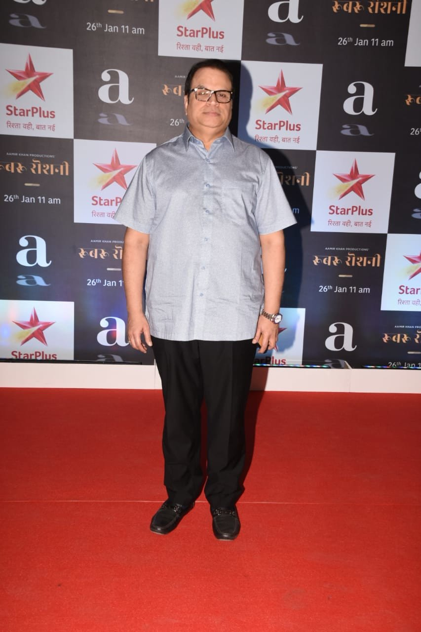 Bollywood celebs attend the special screening of Aamir Khan's 'Rubaru Roshni'