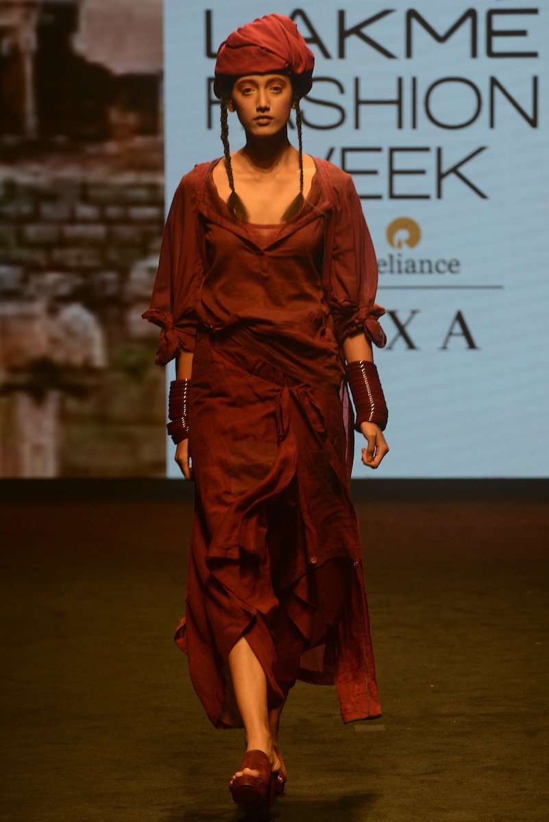 INIFD'S First Launchpad Show At Lakmé Fashion Week  2019 Presented Fresh Talent At An Exclusive Show
