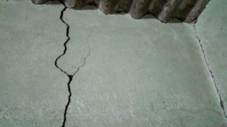 पालघर में महसूस किए गए 3.6 तीव्रता वाले भूकंप के झटके