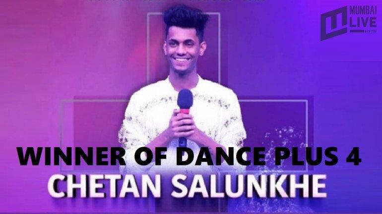 Dance Plus 4 Finale: Chetan Salunkhe wins the Star Plus Dance Reality Show