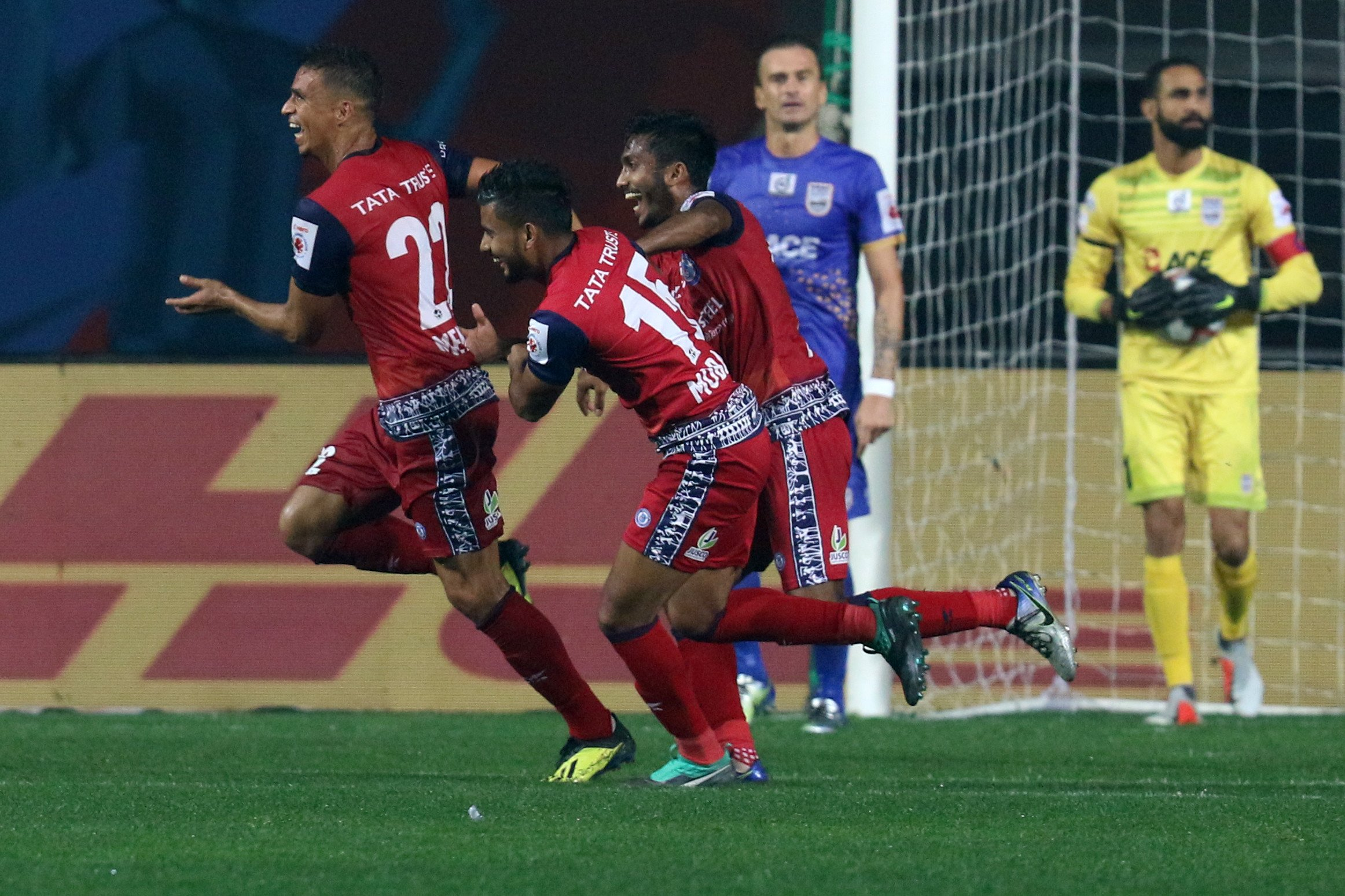 ISL 2018/19: Jamshedpur FC still in the race to make it to playoffs after win over Mumbai City FC