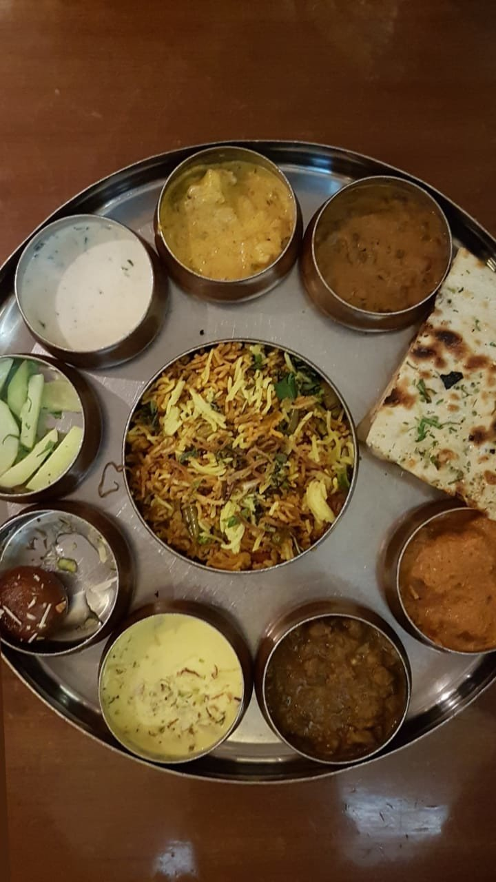 Delhi Highway's winter and maharaja thali are curated for your soul