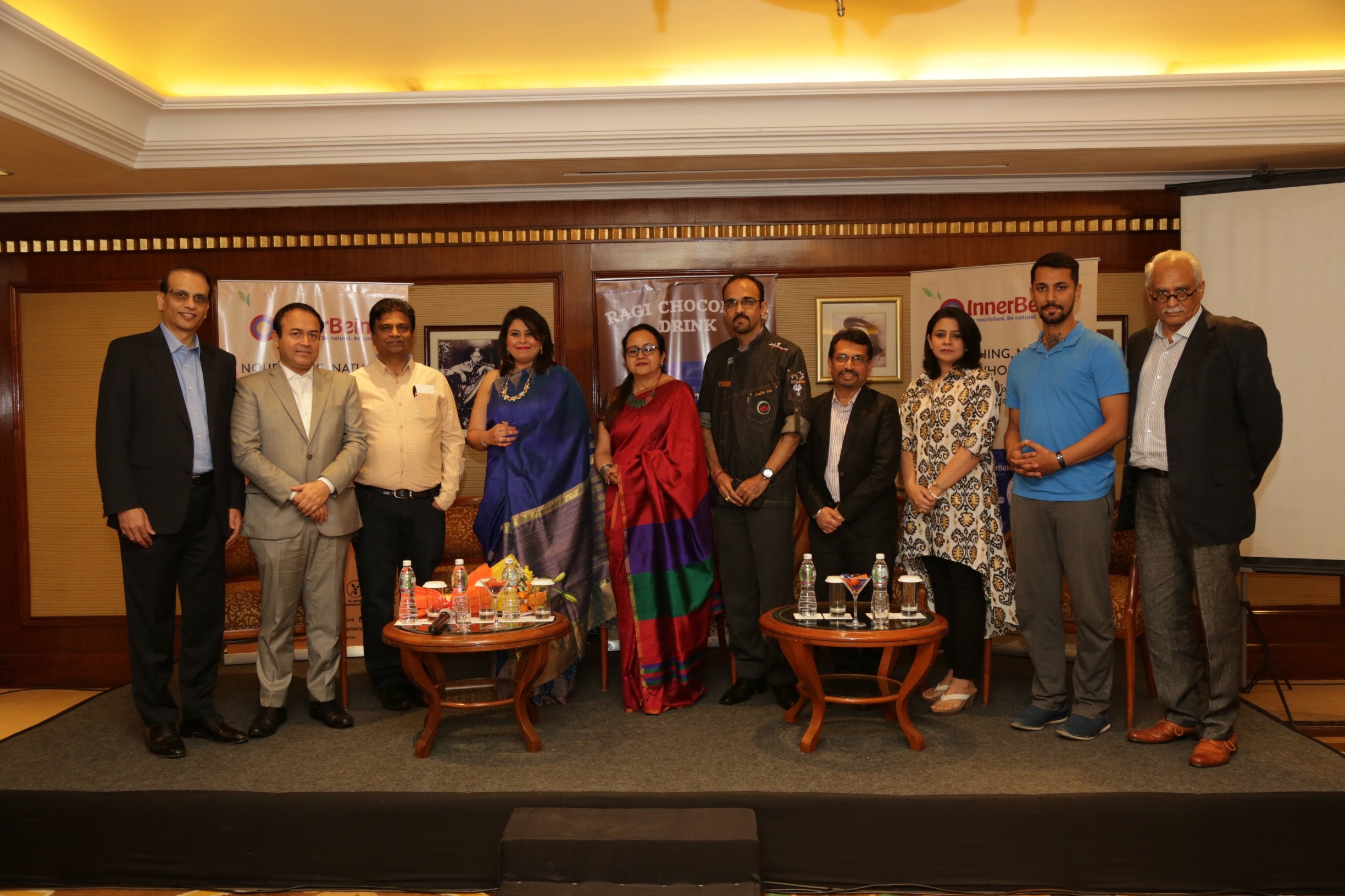 InnerBeing Formally Launched in Mumbai celebrating Ancient Grains