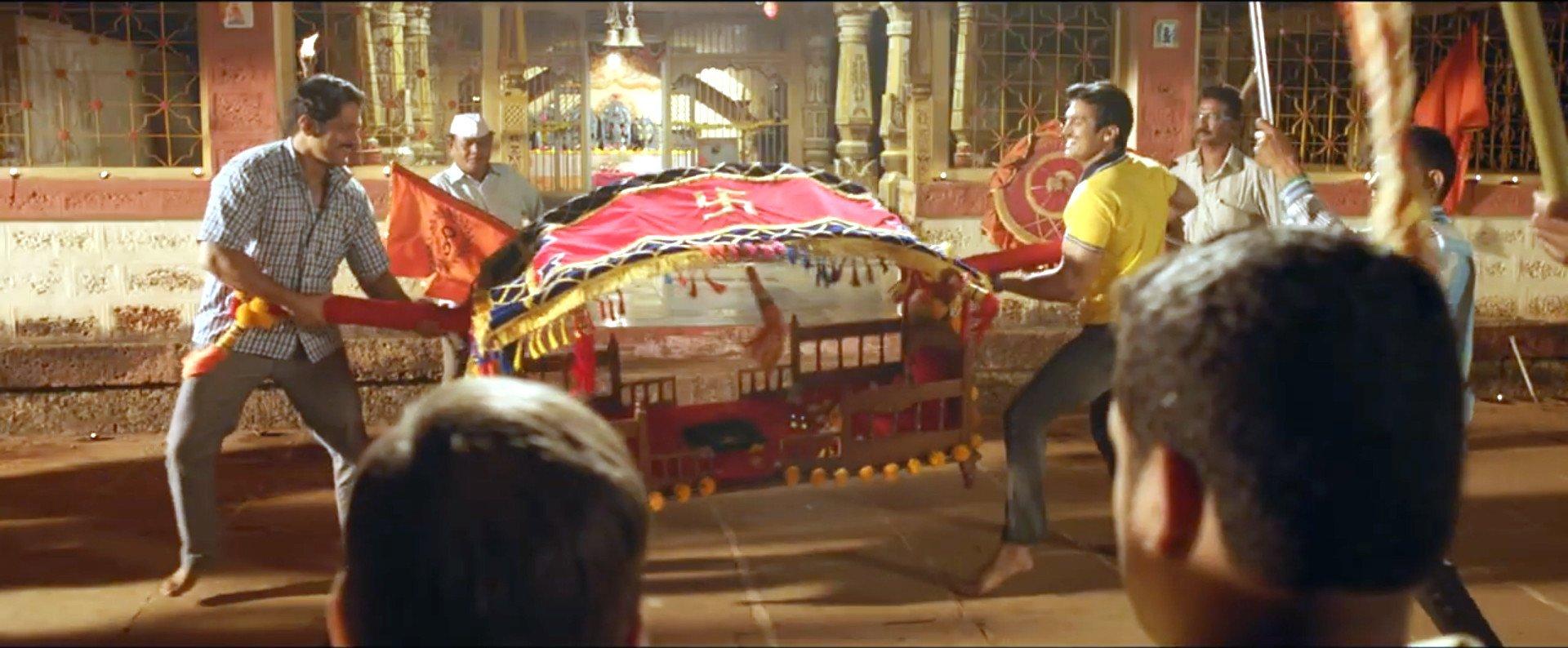 शिमग्याला सिनेमागृहांमध्ये नाचणार कोकणातील 'पालखी'!