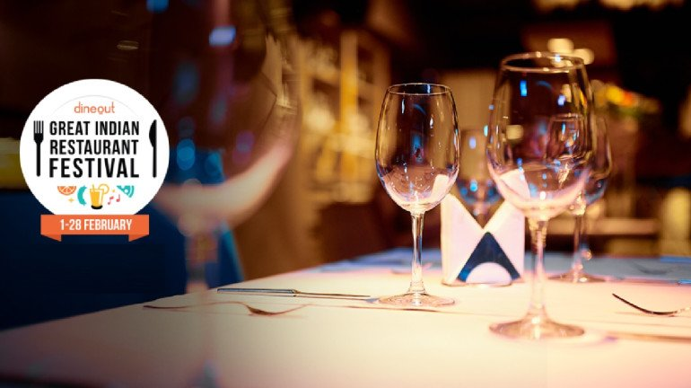 Dineout returns with the third season of the Great Indian Restaurant Festival