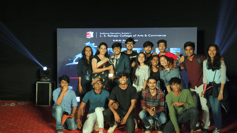 RETAKE 2K19: L. S. Raheja College of Arts & Commerce held a cultural festival exclusively for mass media students