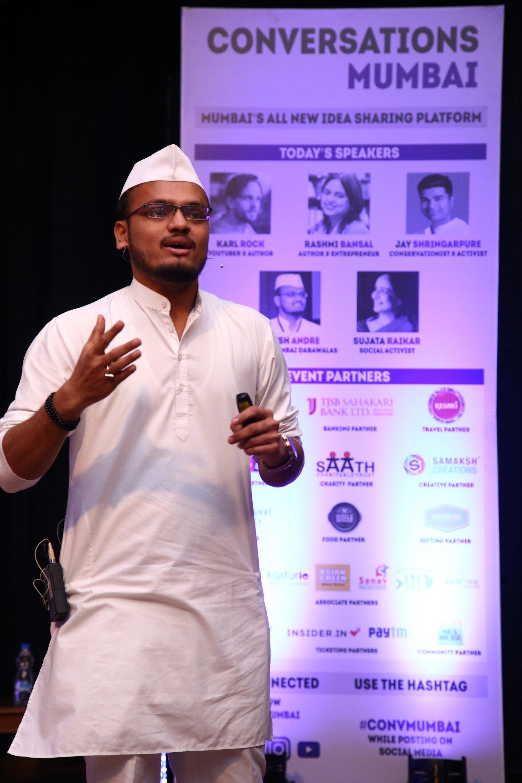 5 speakers at Conversations Mumbai inspire Mumbaikars