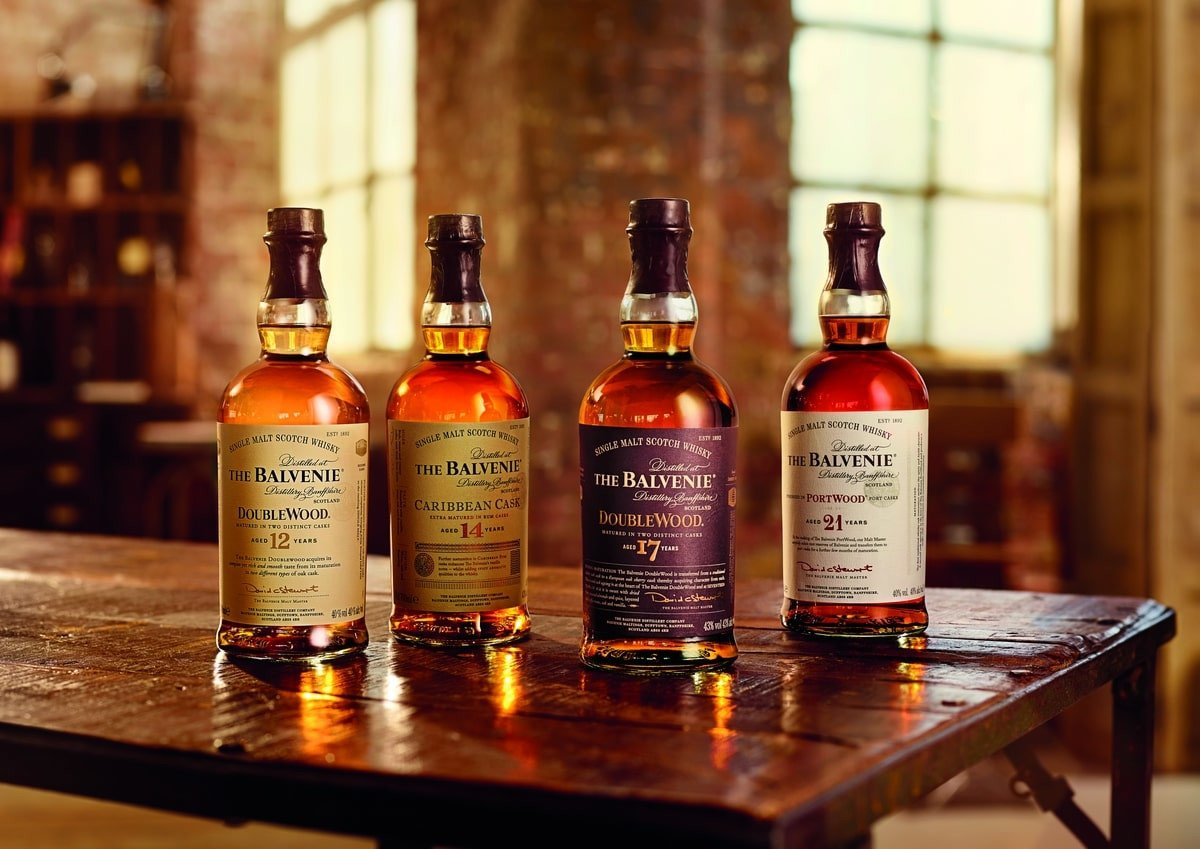 Handcrafted single malt - The Balvenie - brought alive its heritage through  its five rare crafts at The Vault Biennale