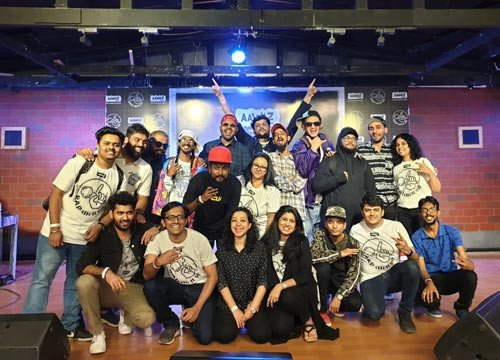 Aawaz.com new show 'Rap Wala Show' to celebrate rap culture
