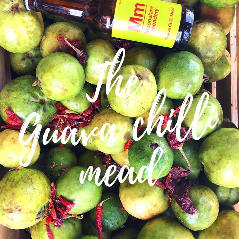 The Guava Chilli Mead: Moonshine Meadery Makes An Addition To Its New Age Craft Beverage List