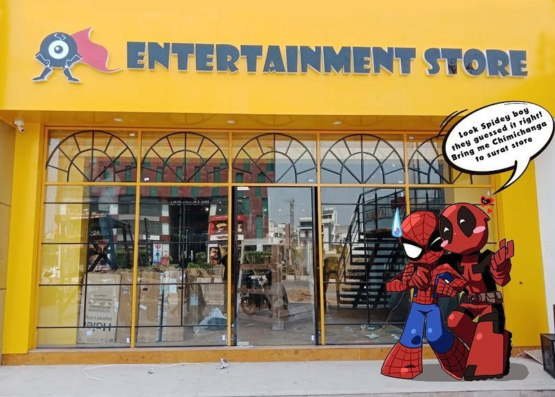 The Entertainment Store: An Oasis For Comic And Pop Culture Enthusiasts