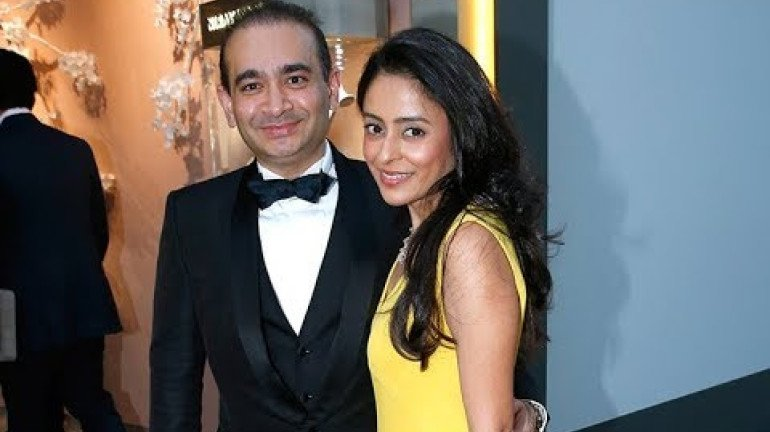 PNB Scam: Special Court issues Non-Bailable Warrant against wife of Nirav Modi