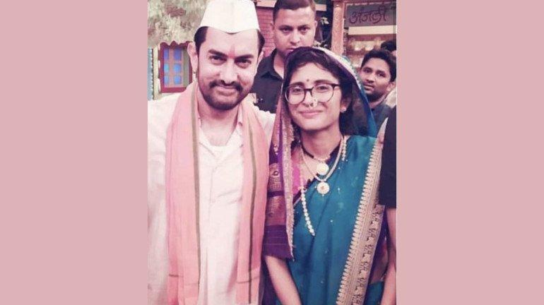 जमकर वायरल हो रही हैं आमिर खान की 'क्यूट बाई'