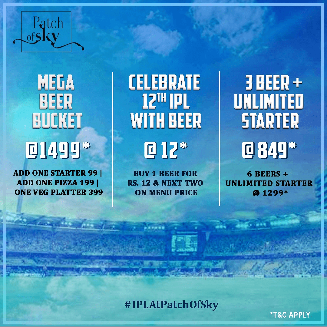 IPL 2019: Places to head to for amazing offers and experience