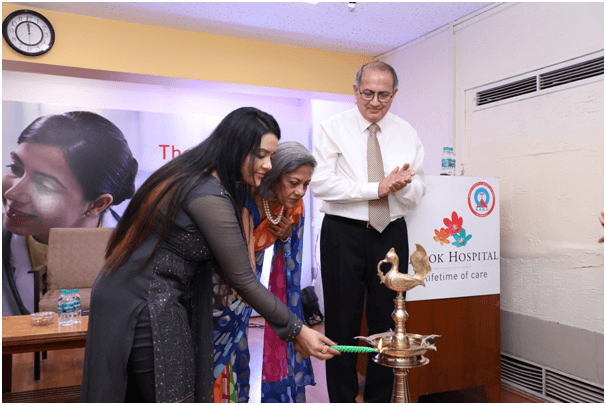 Jaslok Hospital And Research Centre Launches New State Of The Art ICU