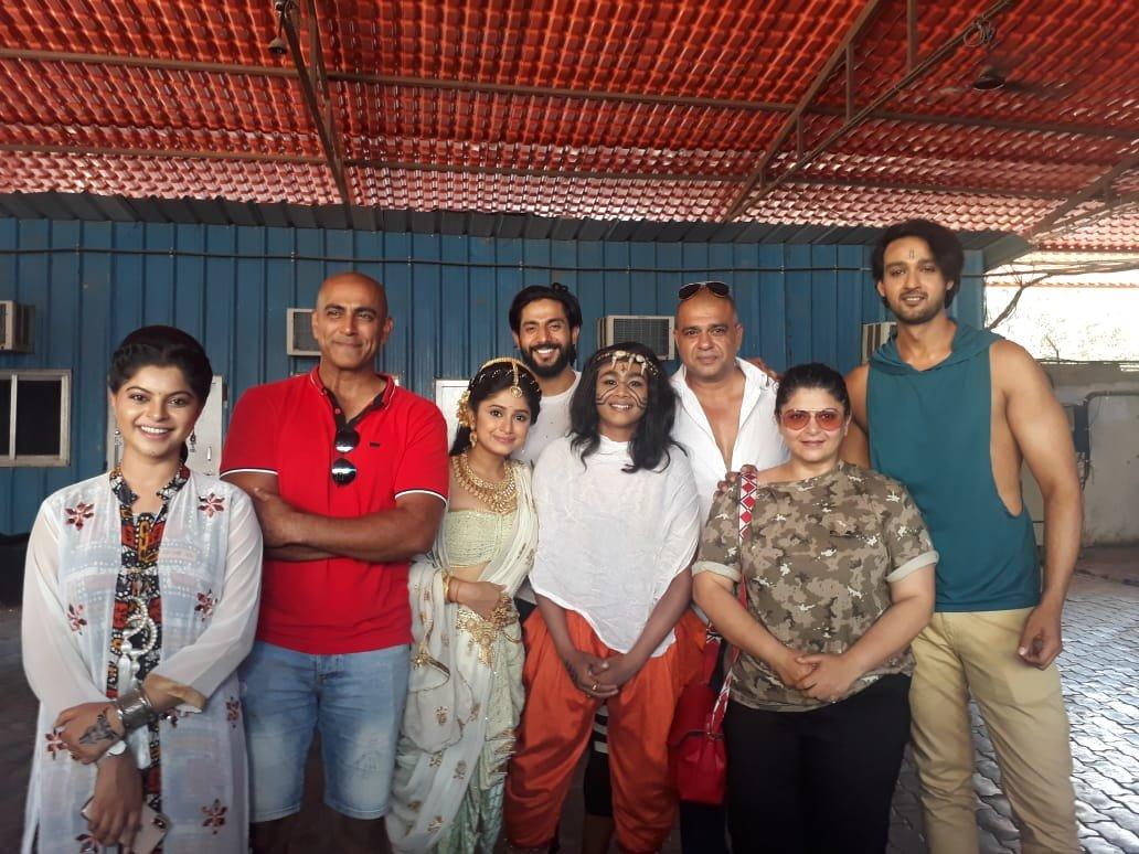 Sony TV's 'Chandragupta Maurya' completes 100 episodes