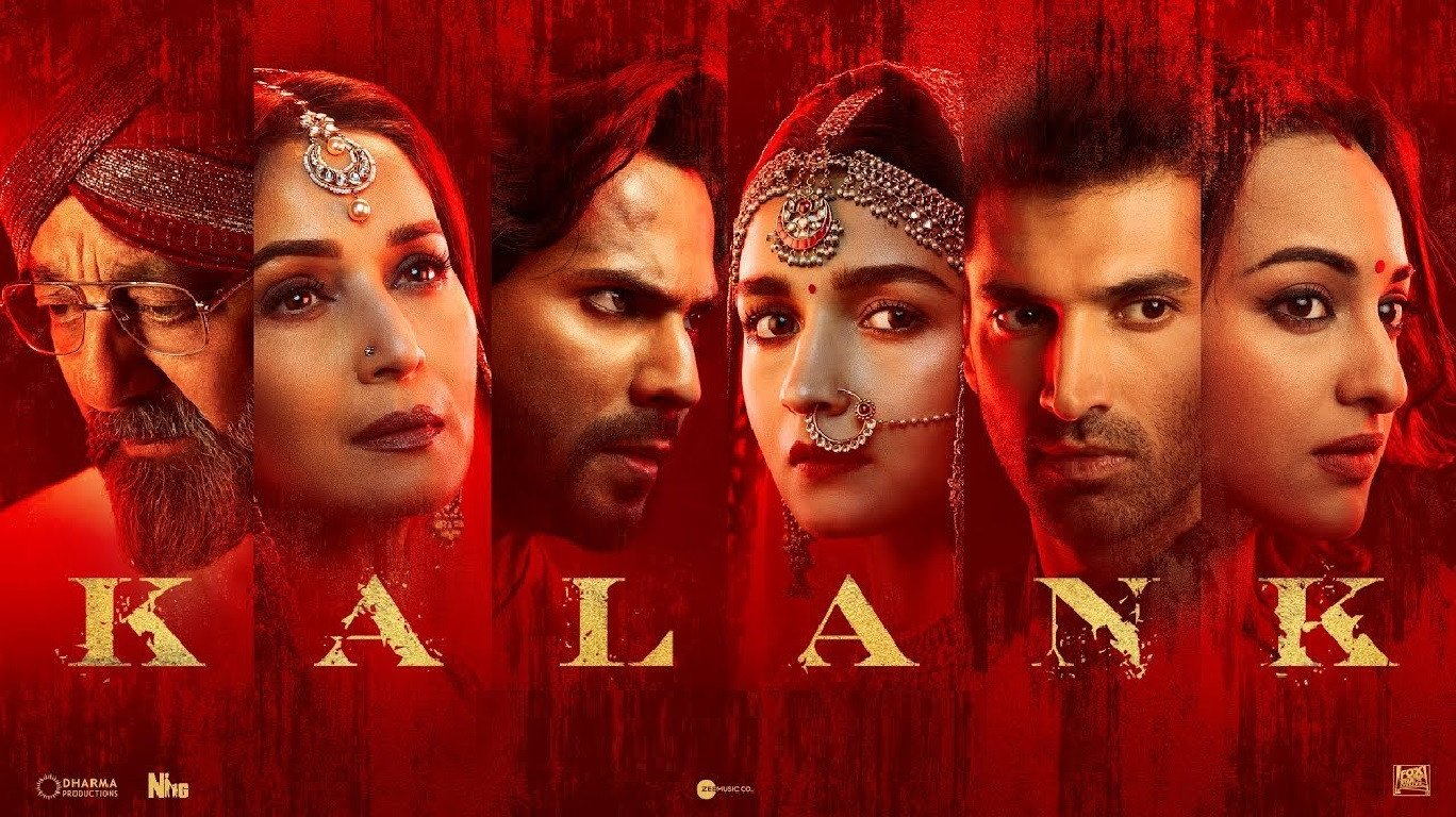 Kalank is a dull and drowsy drama from Dharma Productions