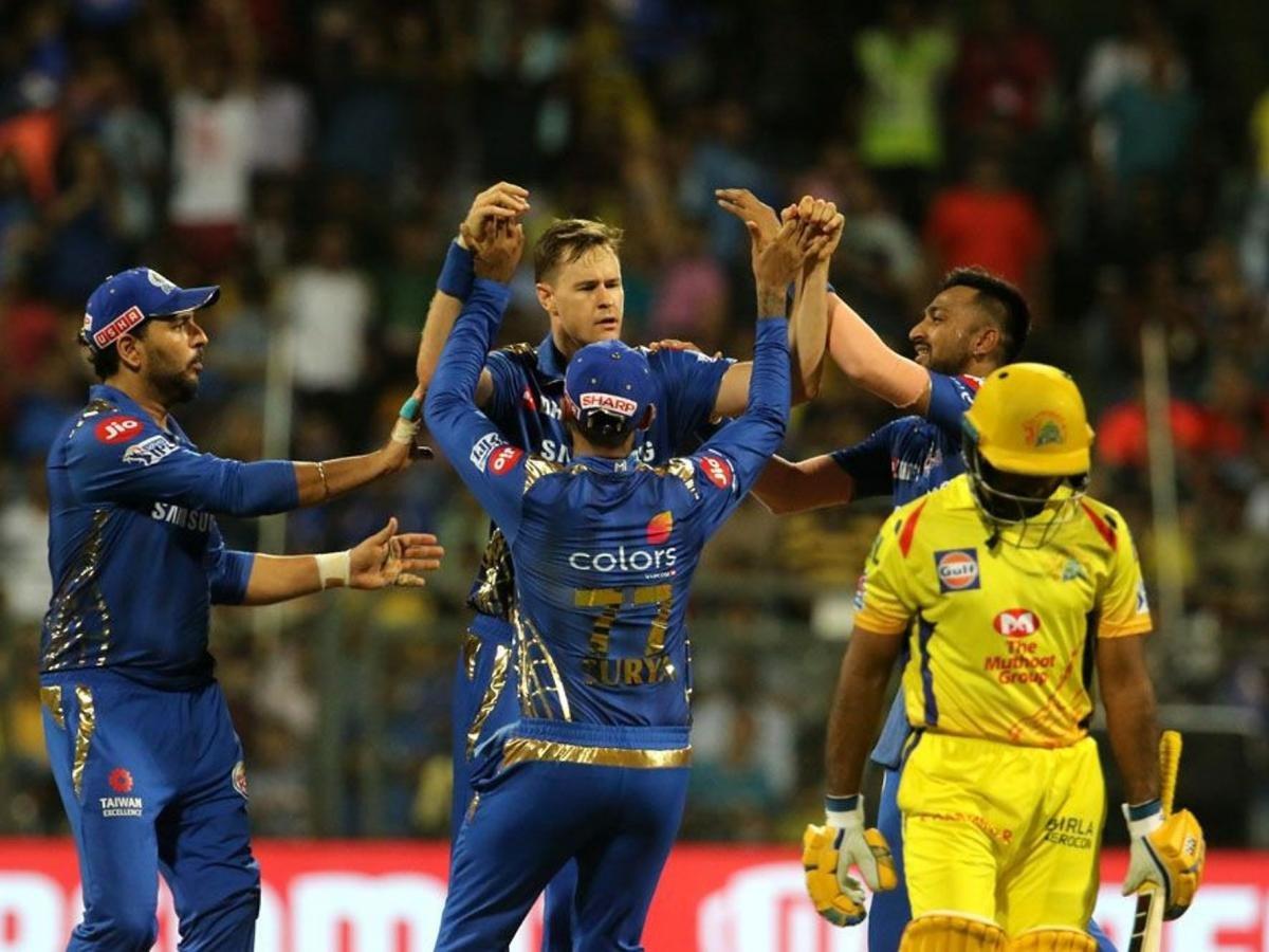 चेन्नई सुपर किंग्ज विरुद्धच्या सामन्यात मुंबई इंडियन्सचा विक्रमी विजय