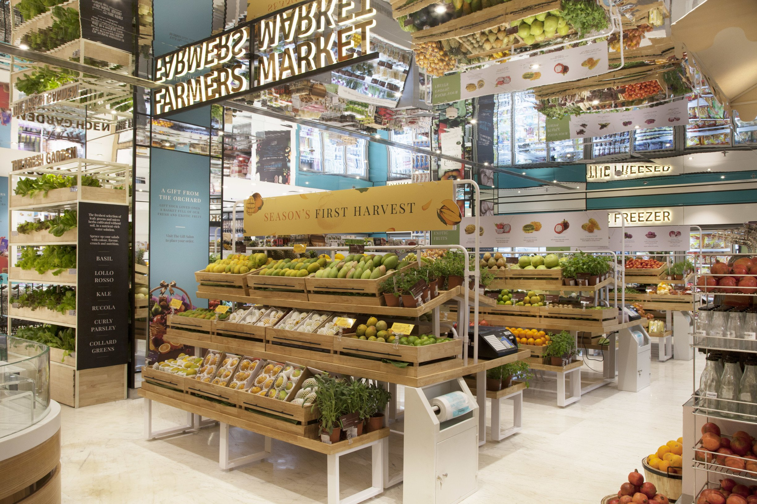 Foodhall: Future Group's Premium Lifestyle And Food Superstore Opens Its Doors In SoBo