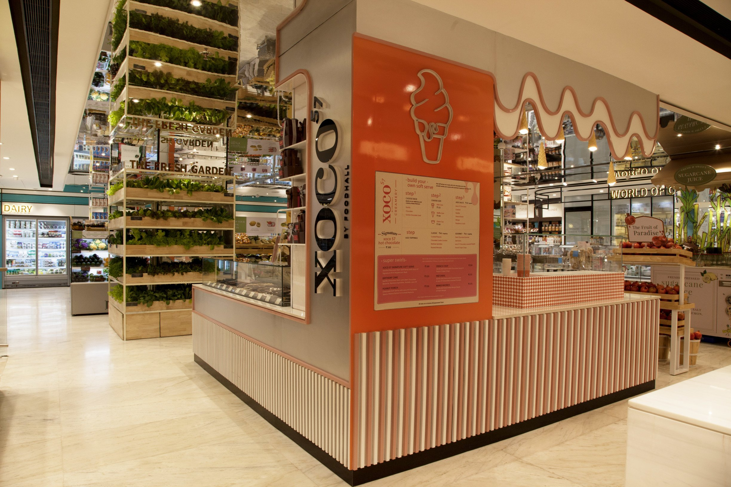 Foodhall: Future Group's Premium Lifestyle And Food