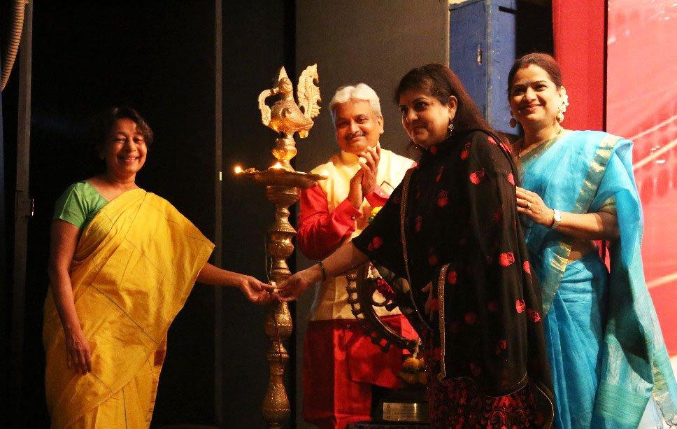 संस्कृती कलादर्पण नाट्य महोत्सव उत्साहात संपन्न