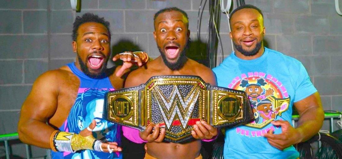 Wrestlemania 35: Gully Boy Fever Reaches WWE