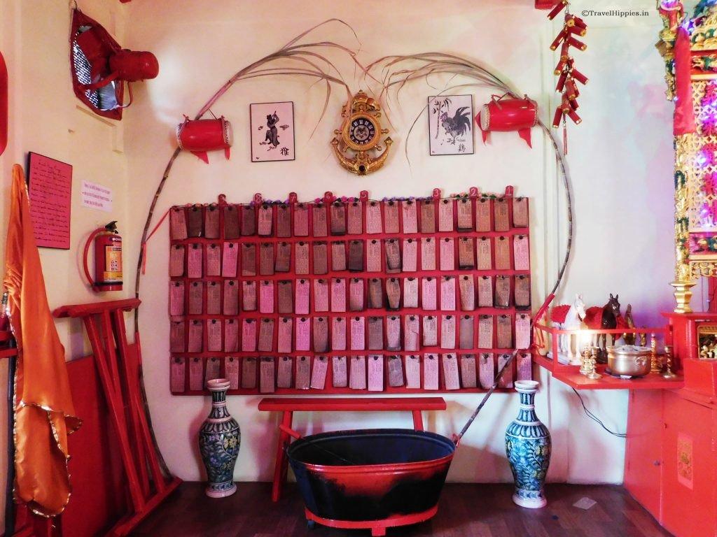मुंबईतील चिनी वारसा जपणारं चायना टेंपल