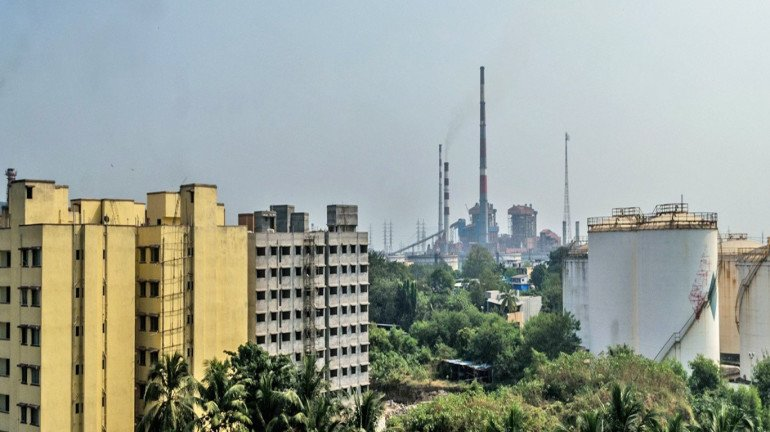A Struggle for the Right to the City: the case of Mahul