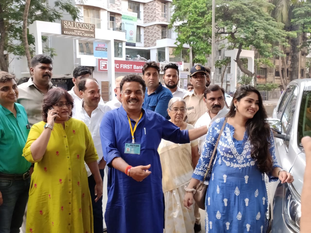 Mumbai Votes Today in the Fourth Phase of Lok Sabha elections