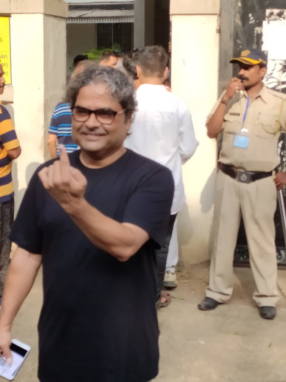 Lok Sabha Elections 2019: Bollywood Celebrities Step Out To Cast Their Vote