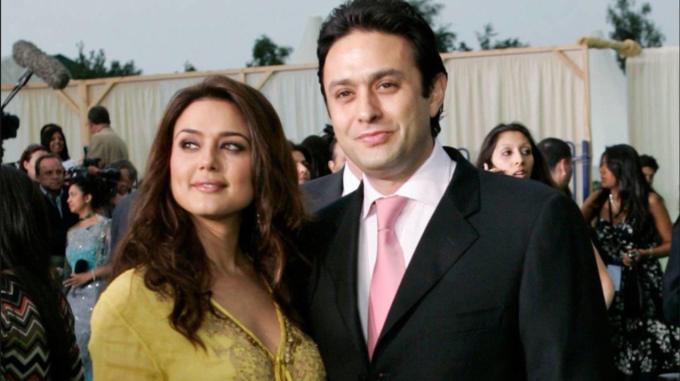 Wadia wife ness Preity zinta: