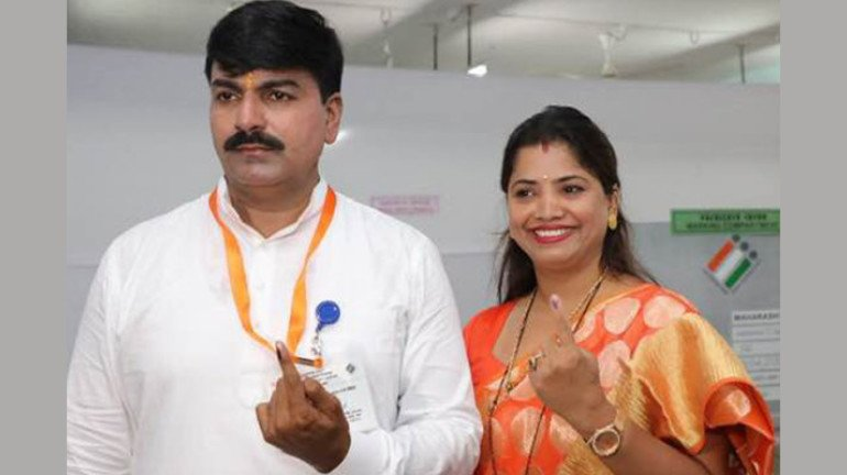 Kamini Shewale, Shiv Sena leader Rahul Shewale's wife, sentenced to one-year imprisonment
