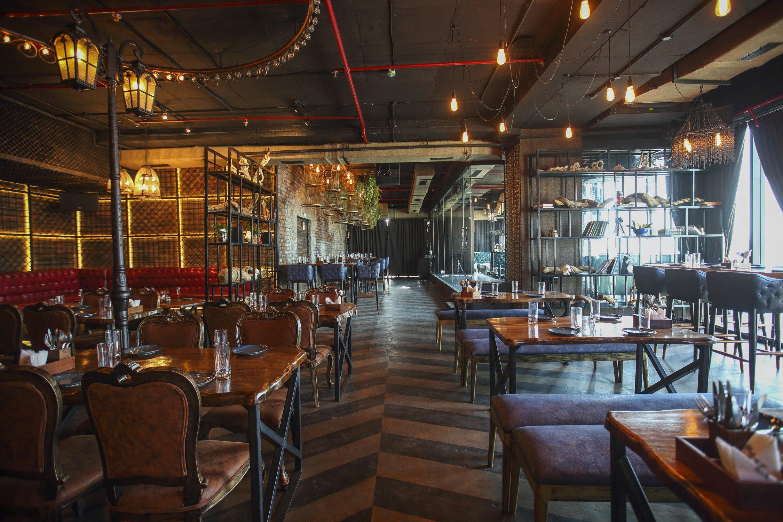 A Bar On The 12th Floor Called 'The XIIth Floor'
