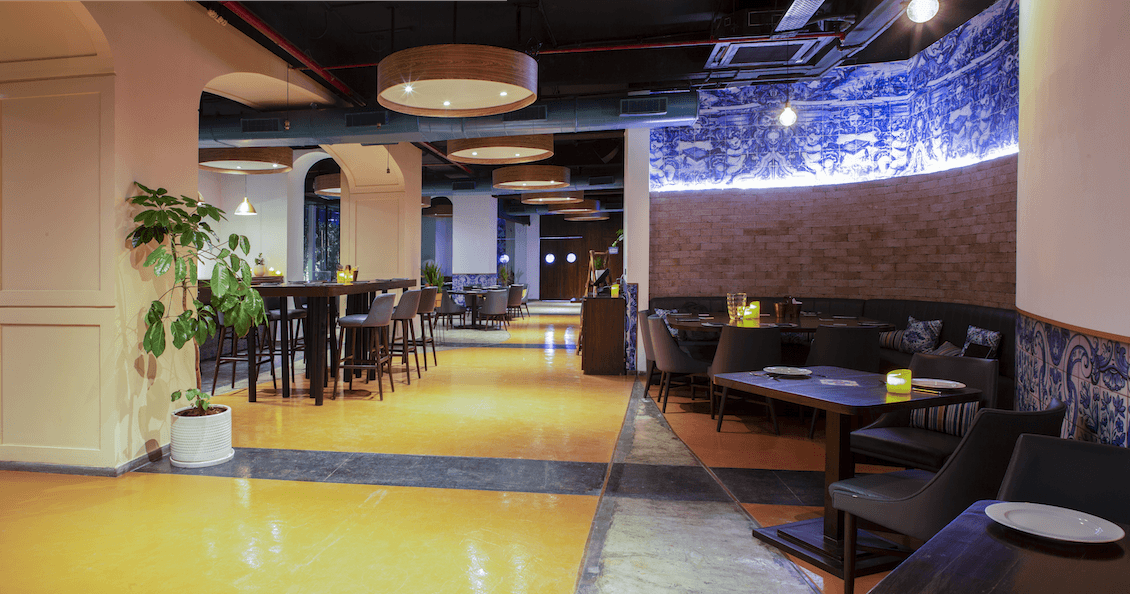 Um Doiss Tres: J71 Hospitality's latest modern-day resto-bar launched in the suburbs