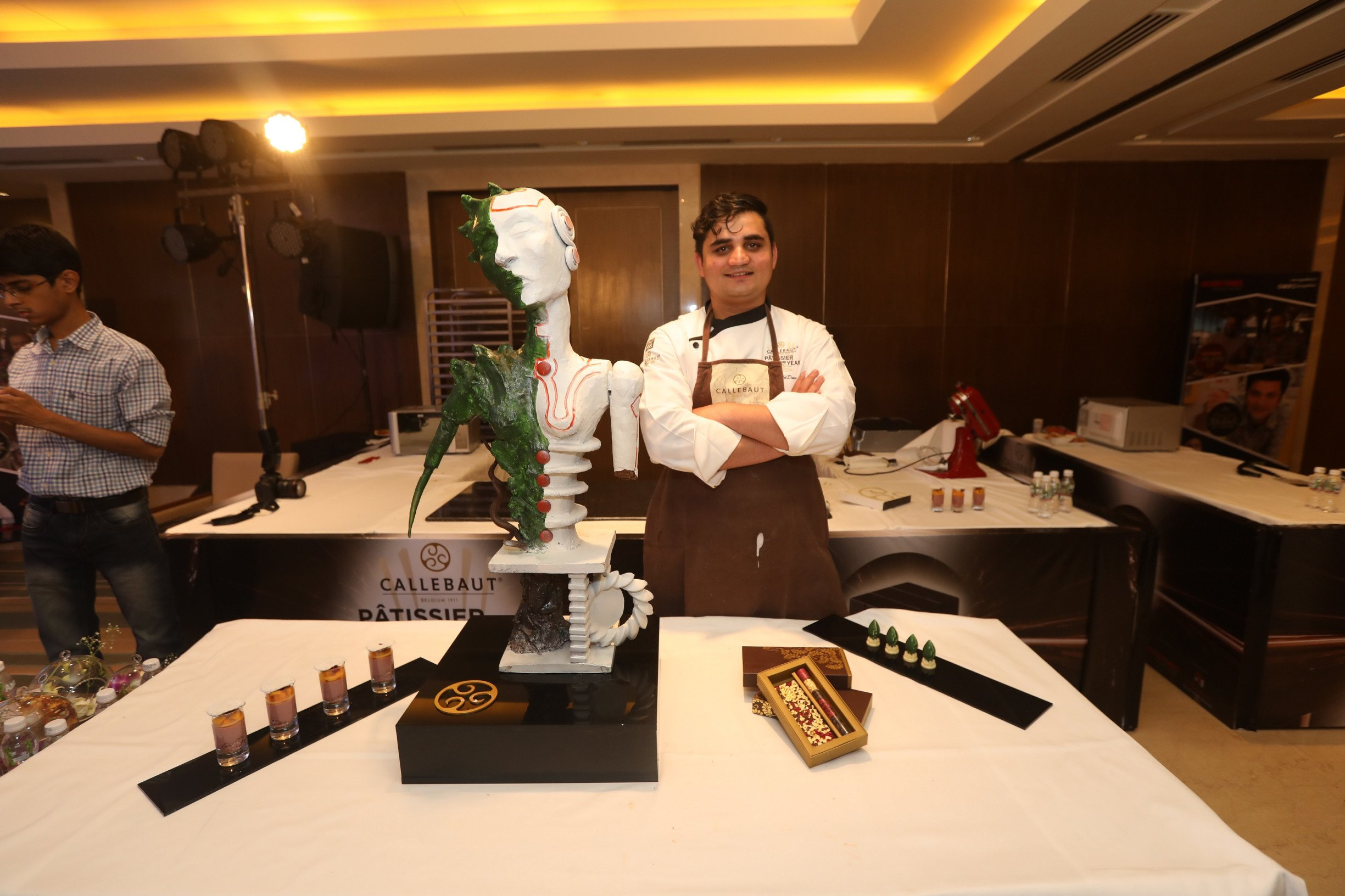 Callebaut's Patissier of the Year defines the 'Future of Chocolate'