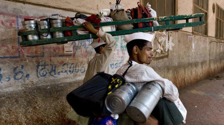 मुंबई के डब्बावालों को HSBC से मिला 15 करोड़ रुपये का राहत पैकेज