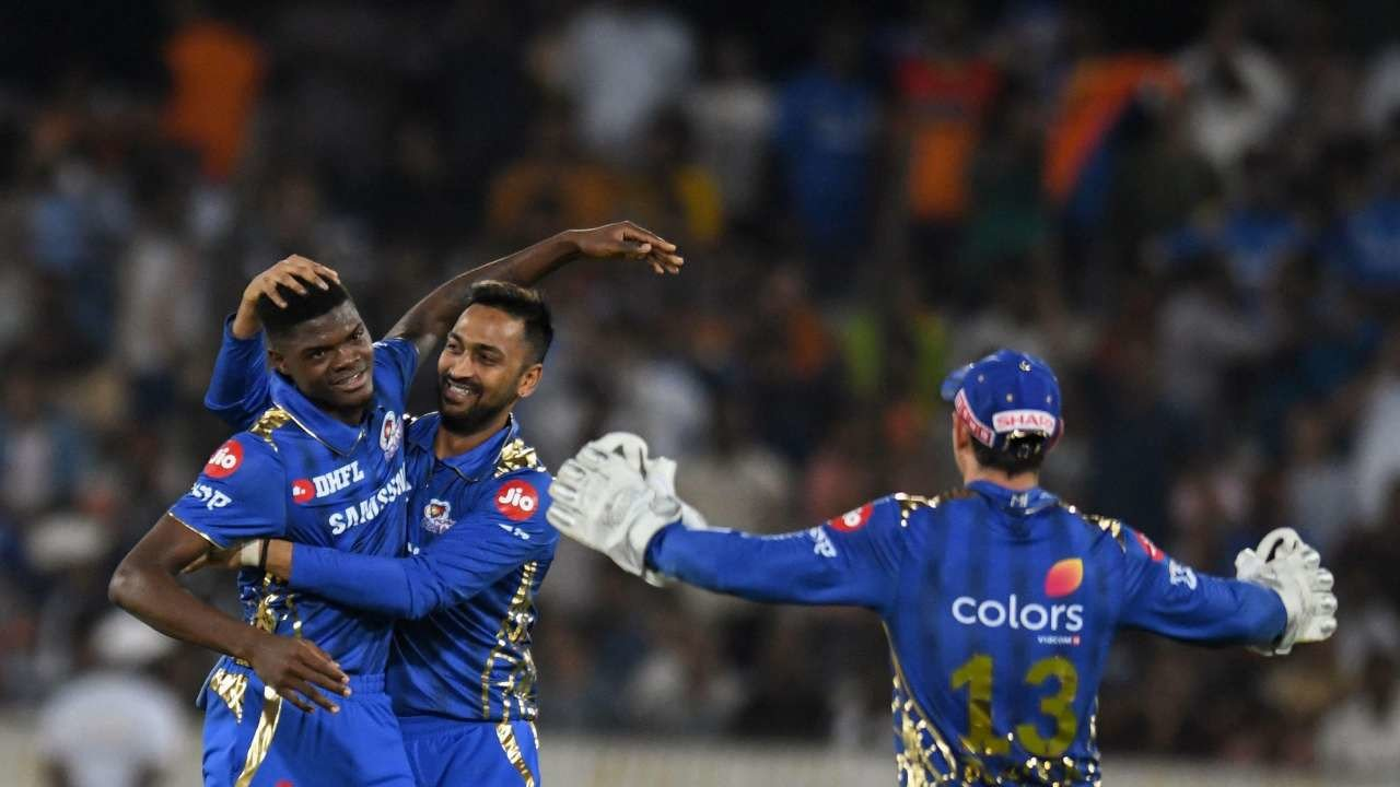 Here's a look at Mumbai Indians Over the Decade