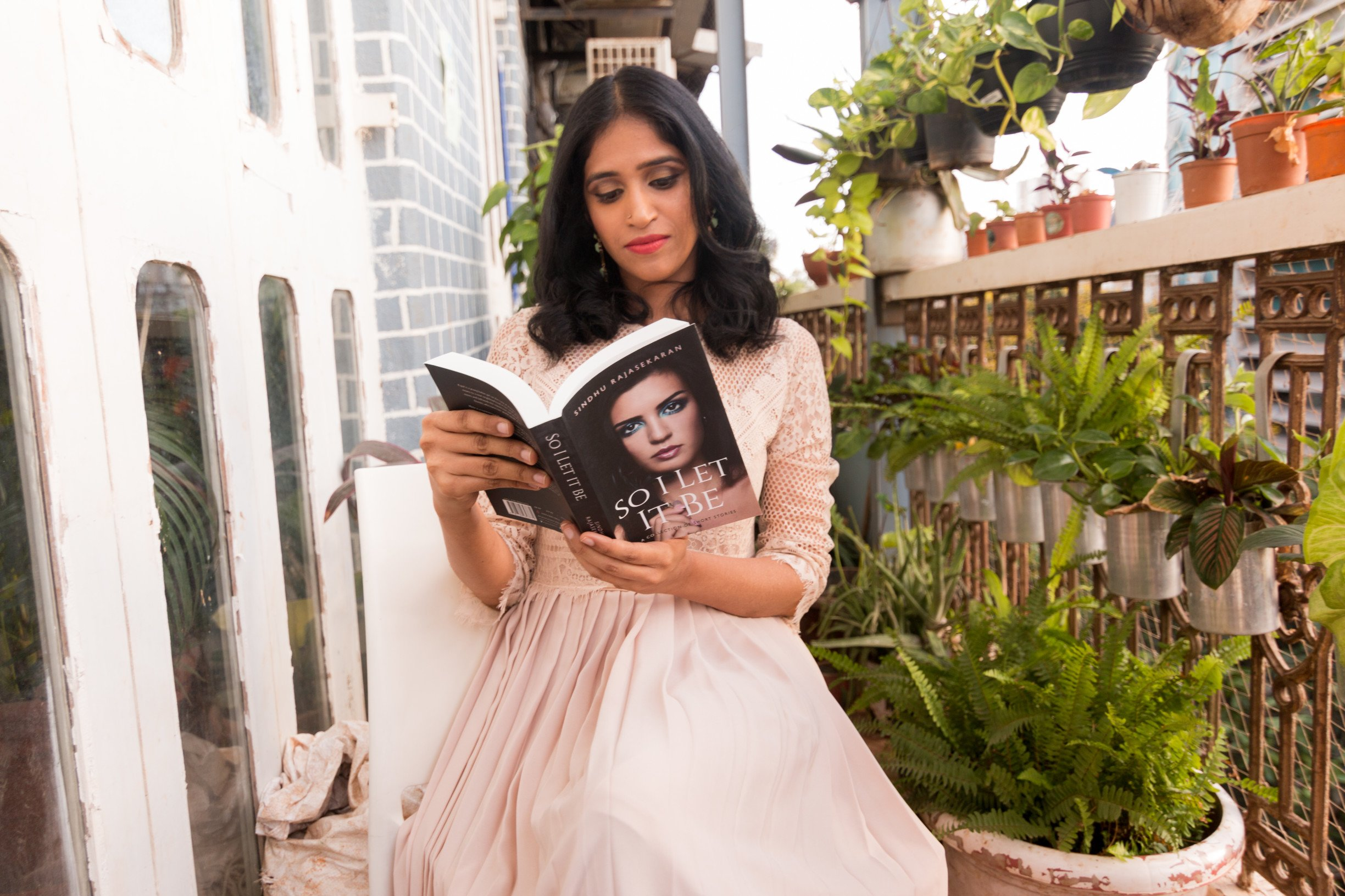 My feminism is about giving femininity a wall: Author Sindhu Rajasekaran