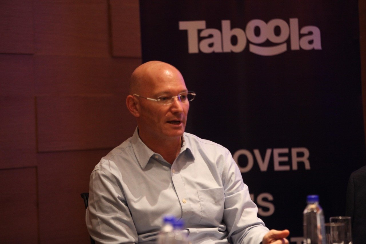 Taboola to set up a new sales centre in Mumbai