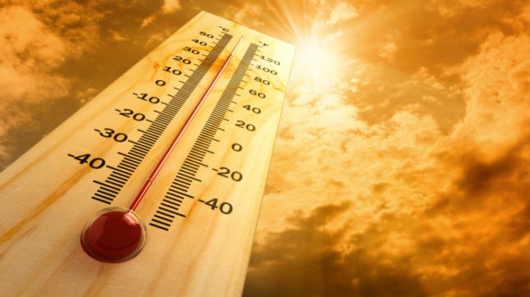 Mumbai's temperatures cross 38.1 degrees celsius; officials expect the coming days to be hotter