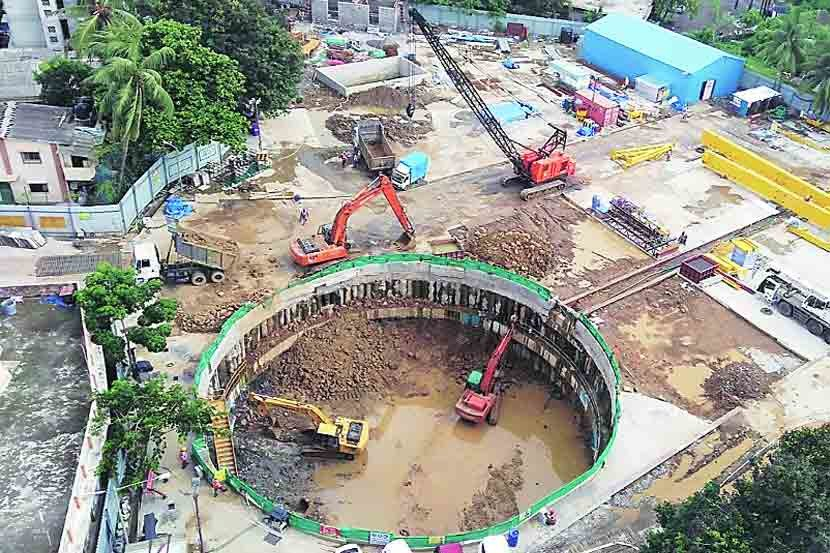 MMRC to take measures to avoid the menace of mosquitoes at Metro-3 construction sites
