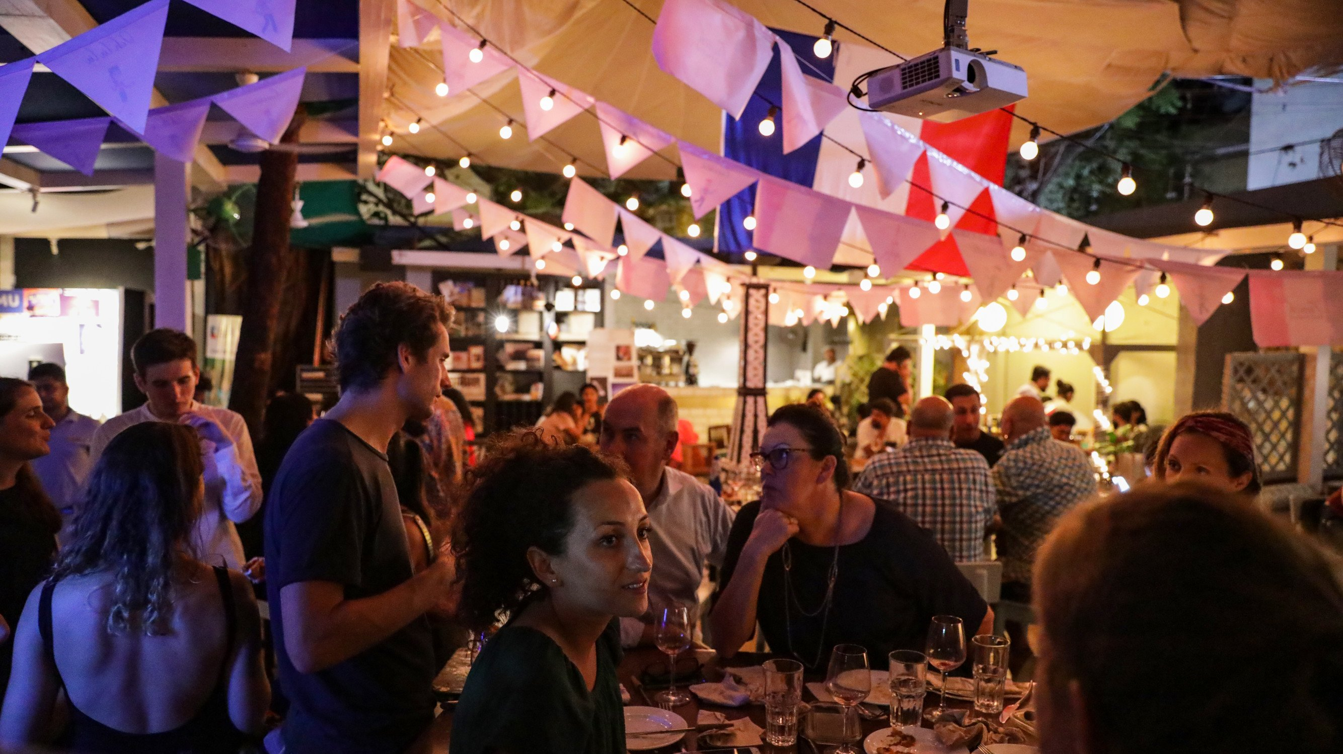 Out Of The Blue's French Food Fiesta Is All About Them Vibes