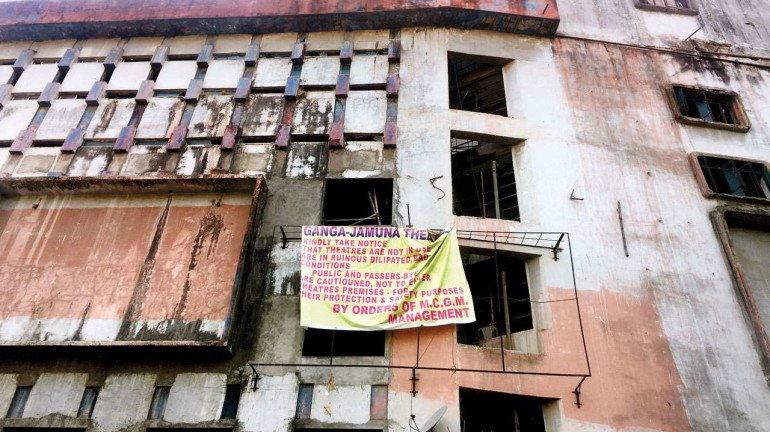 'गंगा-जमुना' चित्रपटगृह लवकरच होणार जमीनदोस्त ?