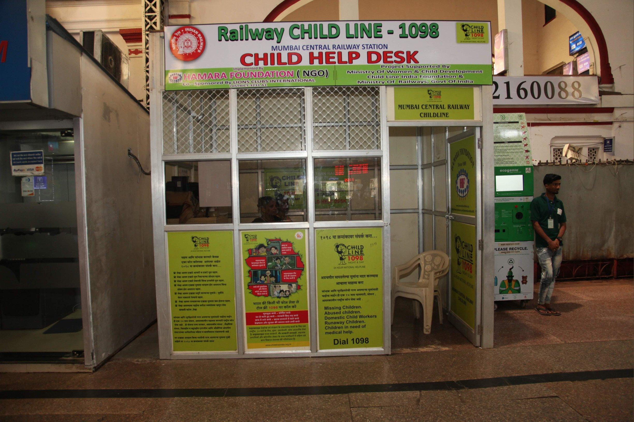 पश्चिम रेलवे ने कराई 718 लापता बच्चों की घर वापसी