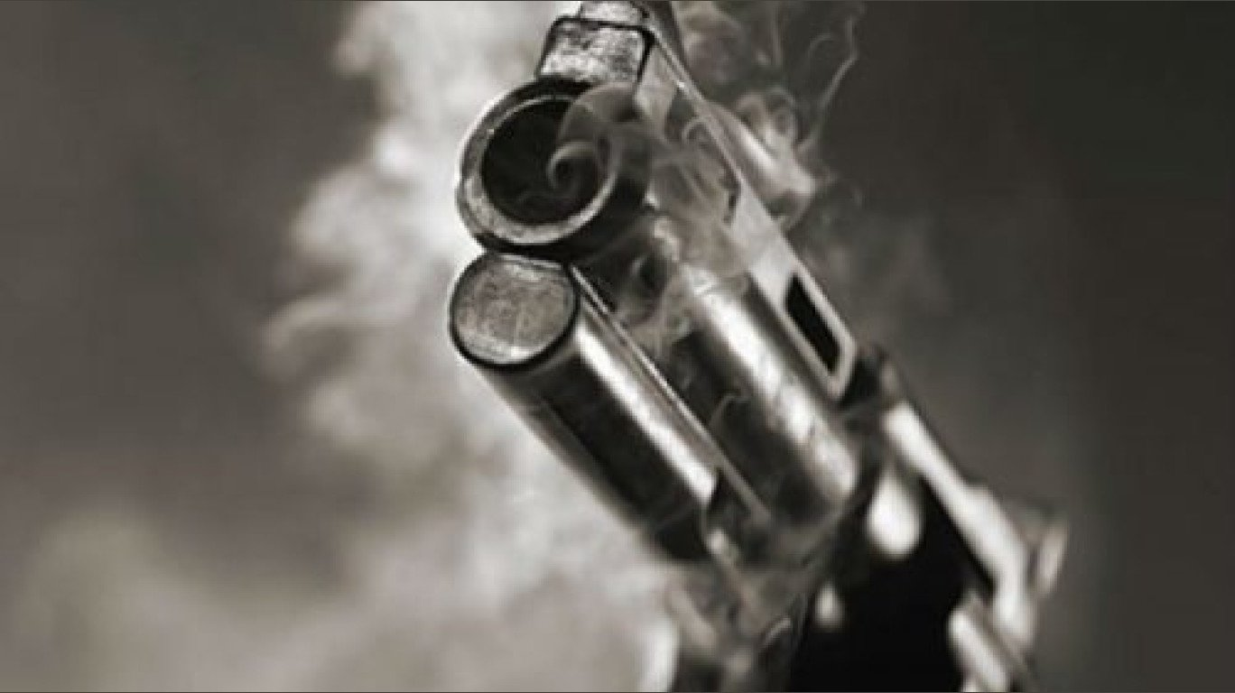 Open firing at a mobile shop in Virar kills two | Virar | Mumbai Live