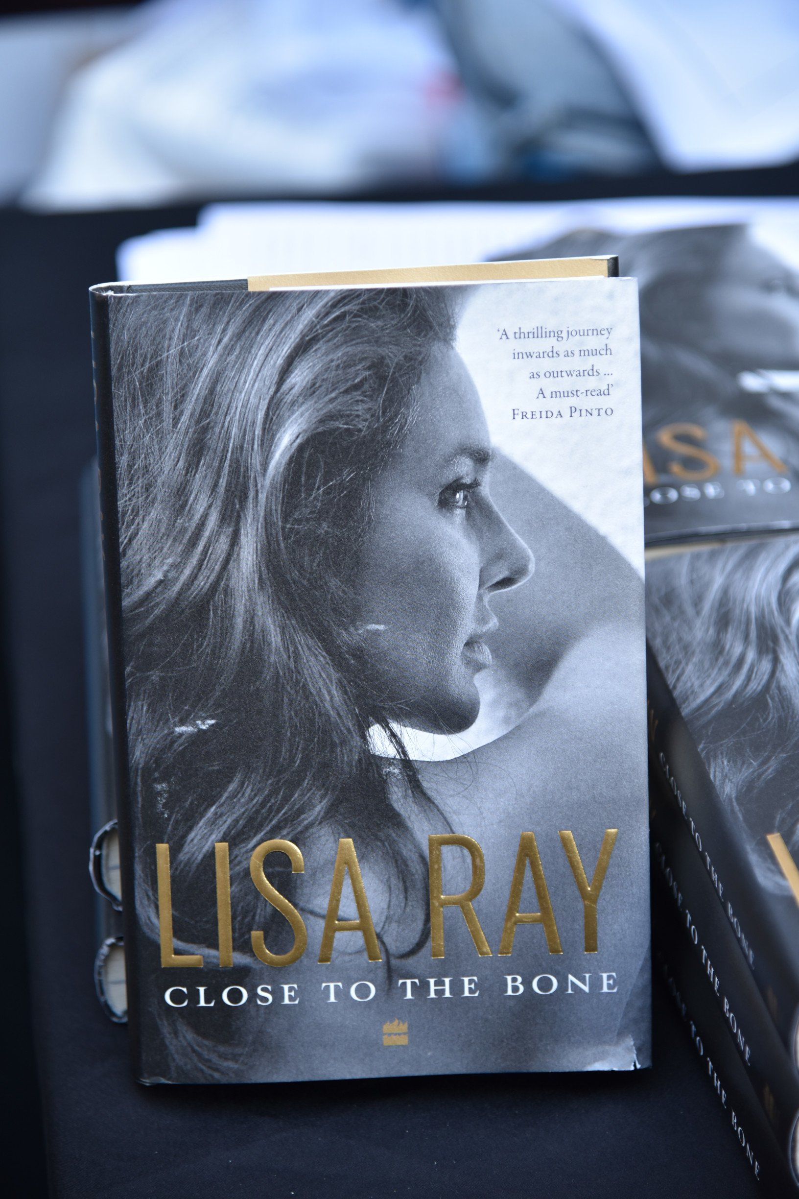 Harper Collins India Launched Lisa Ray's Memoir 'Close To The Bone' at Olive Bar and Kitchen