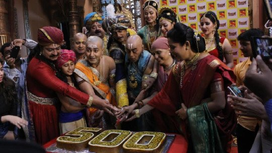Sony SAB TV show 'Tenali Rama' completes 500 episodes